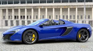 2015 McLaren 650S Spider Review - Fast Lane Daily - YouTube