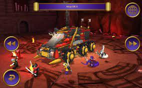 LEGO Ninjago Tournament 1.05.2.970 için Android - İndir