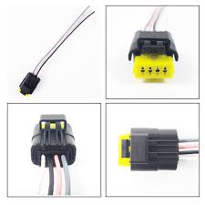 citroen renault fuel pump cable repair plug wiring harness loom 4 Wiring Harness Terminals and Connectors at Pin Connector Plug Wire Harness