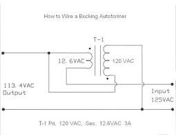 how to wire a buck transformer page 3 diyaudio click the image to open in full size