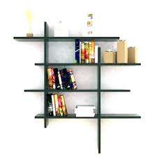 white wall mounted shelves small wood mount shelf wooden shelving units