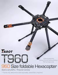 aerial filming frames tarot t hexacopter set helipal tarot t960 hexacopter set tarot frame tl960a
