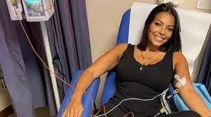 Carolina Marconi inizia la chemio: