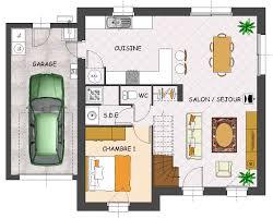 Plan Maison 50m2 3 Chambres Johncalle
