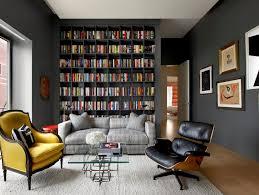 Living Room Bookshelf  Home Design Lover