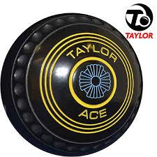 Taylor Vector Bowls Bias Chart Taylor Ace Bowls