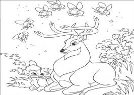 Small Picture Easy deer coloring pages free printable deer coloring pages for