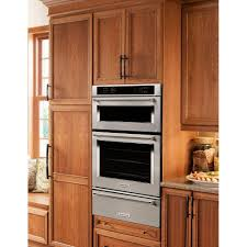 kitchenaid 27 5 7 total cu ft microwave convection wall oven combination