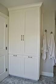 linen closet in bathroom. 10+ Exquisite Linen Storage Ideas For Your Home Decor. Bathroom CabinetLinen Closet In