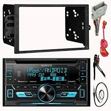 17 best ideas about kenwood car audio car sound kenwood dpx302u double 2 din cd mp3 car stereo receiver bundle combo metra installation kit