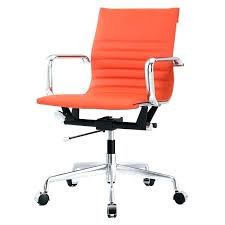 orange desk chair orange office chair nz