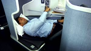 American Airlines Boeing 777 300 Business Class Seat