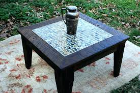 mosaic side table side tables outdoor mosaic side table tables coffee top outdoor diy mosaic outdoor