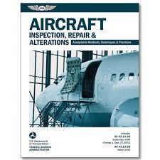Asa Aircraft Inspection Repair Alterations