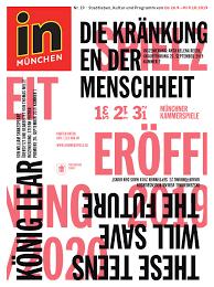 In München Das Stadtmagazin 19 2019 By Inmagazin Verlags