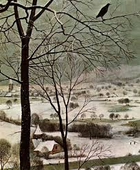 the hunters in the snow detail by pieter the elder bruegel the hunters in the snow detail 2 by pieter the elder bruegel