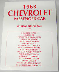 63 chevy impala electrical wiring diagram manual 1963 i 5 classic 1963 chevrolet impala wiring diagram at 63 Chevy Impala Wiring Diagram