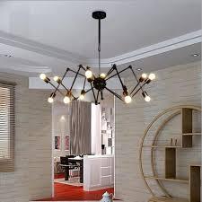 industrial loft lighting. DHL/EMS/SPSR LukLoy Pendant Lights, Industrial Hanging Spider Lamp Modern Lighting, Loft Lighting