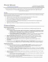 Hr Shared Services Sample Resume Professional Sample Hr Generalist