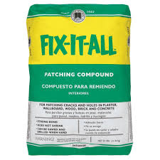 custom building s fix it all 25 lb patching compound