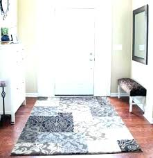 modern entryway rug modern door rugs entryway area rug with navy sage wall ideas images size
