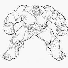 Kleurplaat Hulk Smash Hulk Kleurplaat 665637 Kleurplaat