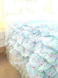 shabby chic twin bedding blue shabby chic bedding pink roses petticoat ruffles shabby chic blue shabby shabby chic twin bedding