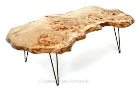 slab coffee tables oak table top appealing natural wood rustic within walnut slab coffee tables wood table rectangle solid timber