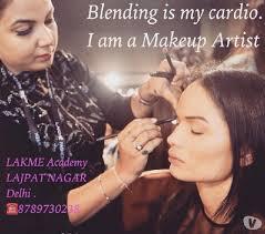 top 10 makeup artist academy in delhi lakme academy