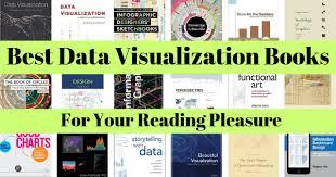 the 18 best data visualization books