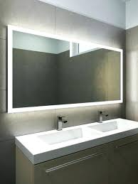 bathroom lighting above mirror. Over Mirror Light Bathroom Lighting Ideas Led With Wide Modern . Above I