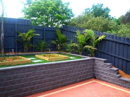 modern retaining wall ideas
