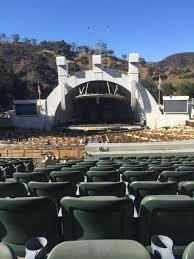 Hollywood Bowl Seating Chart Super Seats Hollywood Bowl Section G1