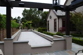 11 inspiration gallery from bocce ball court construction for home improvement
