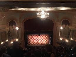 Forrest Theater Philadelphia Seating Chart Forrest Theatre Section Rear Mezzanine C Row P Seat 10