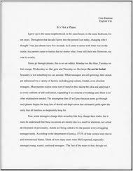 Example Of College Essays For Common App Strategies For Reading College Assignments Bottom Line College