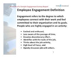 presentation survey examples workplace engagement survey presentation