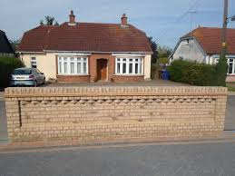 Small Picture amazing Front Garden Wall Ideas Pictures Home Decorating Ideas
