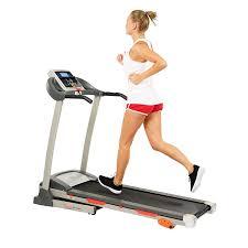 Amazon Sunny Health & Fitness Treadmill Folding Motorized