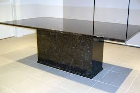 image of antique granite table top