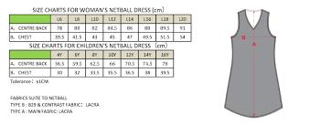 Netball Clothing 2101_custom Sublimated Jerseys Custom