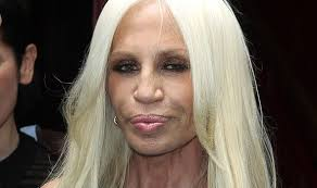 donatella versace before after pictures style donatella versace before after pictures style