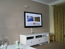 Incredible Tv Wall Mount Solutions Tv Wall Mounting With Cable Management  Gallery Av Installs Ltd