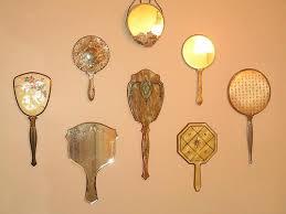 antique hand mirrors. Vintage Hand Mirrors . Antique