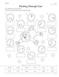 Free Printable Clocks Free Printable Clocks Worksheets