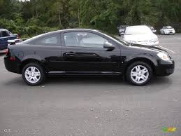 Black 2007 Chevrolet Cobalt LT Coupe Exterior Photo #53625158 ...