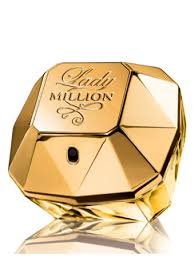 <b>Lady Million Paco Rabanne</b> perfume - a fragrance for women 2010