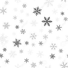 black and white snowflake background. Delighful Snowflake Black Snowflakes Seamless Pattern On White Christmas Background Chaotic  Scattered Black Snowflakes Delightful Intended And White Snowflake Background E