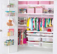 simple closet ideas for kids. Storage \u0026 Organization: Cute And Simple Kids Closet Ideas - For