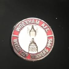 Wrexham was founded in 1864, making it the oldest in wales. Wrexham Fc Welsh Cup Winners 1995 Pin Badge Depop